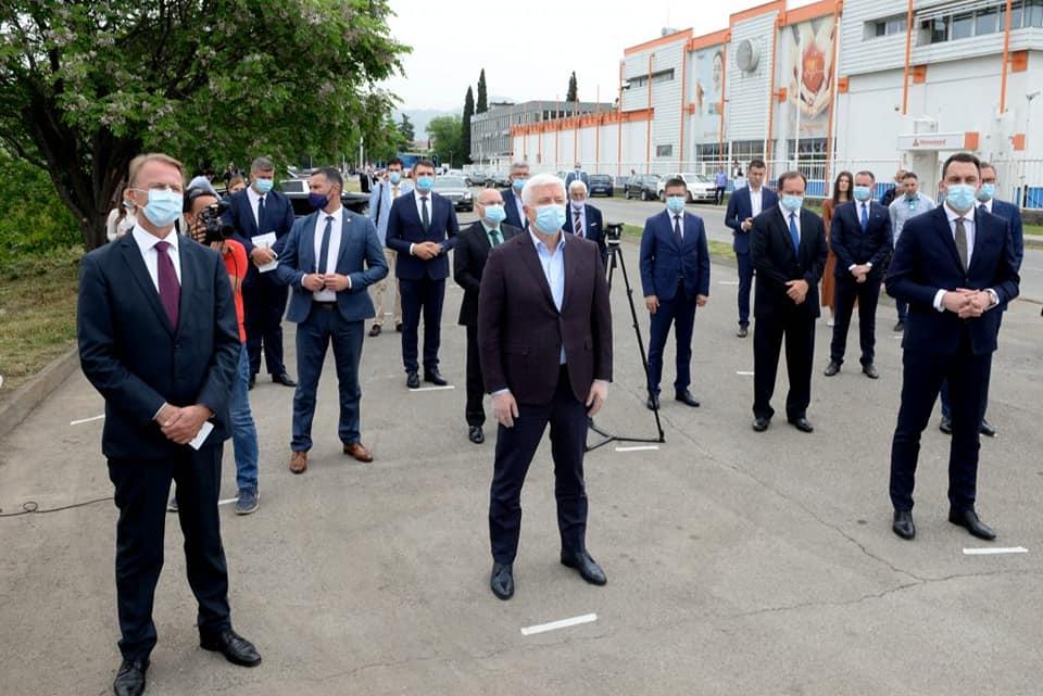 Počela realizacija projekta vijeka za Podgoricu vrijednosti preko 50 miliona eura